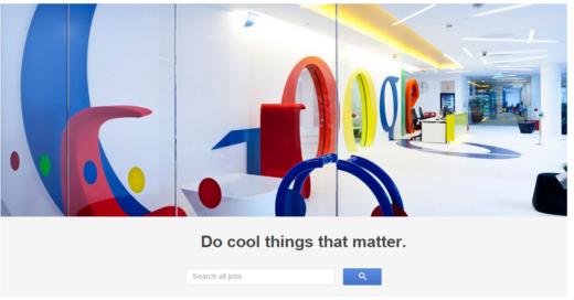 גוגל מכריזים על שינוי ארגוני ב-970 מילים
