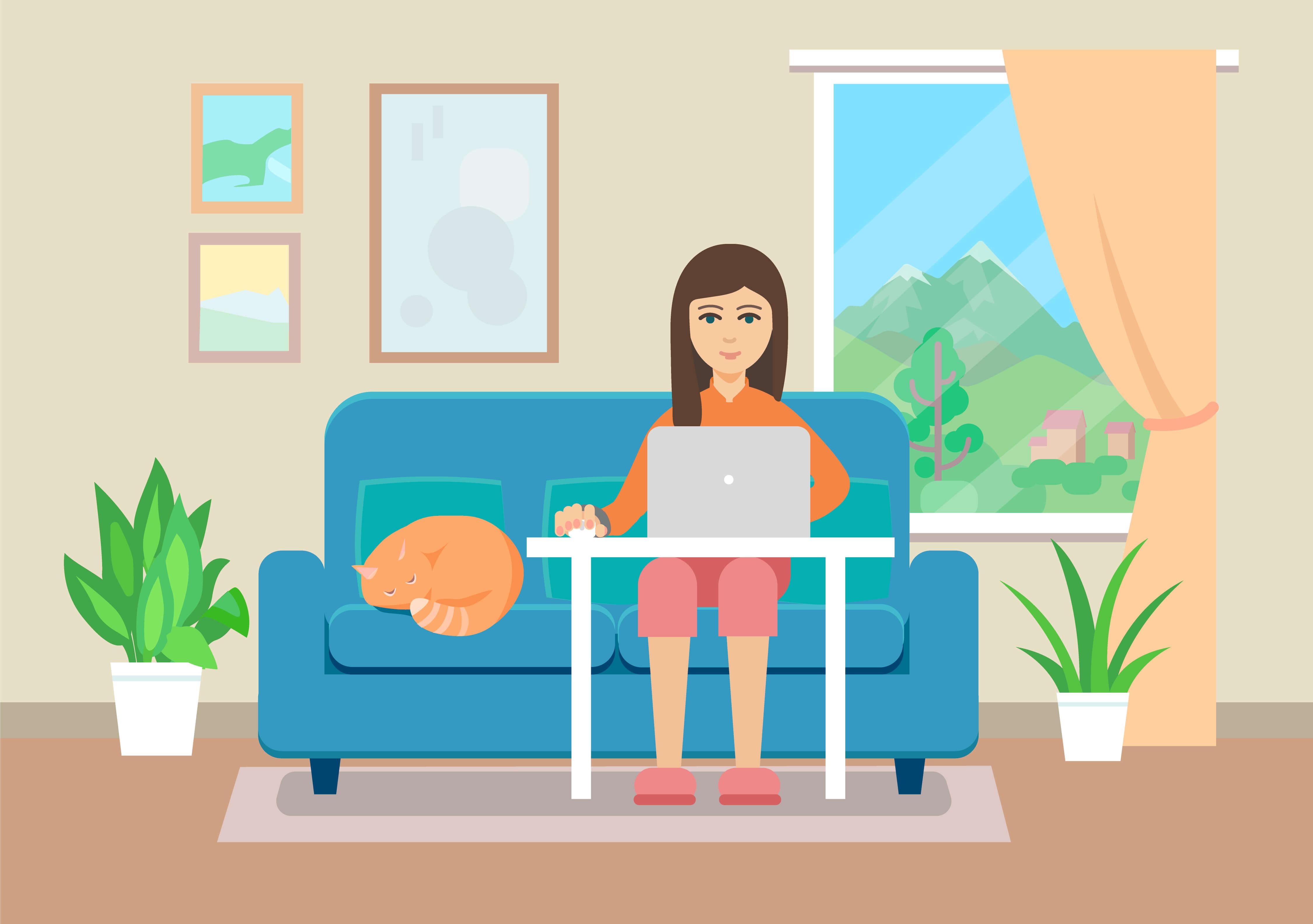 איך מנהלים עובדים שעובדים מהבית?